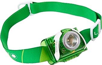 LED Lenser zaklamp SEO 3, groen 6003
