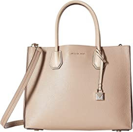 52466cd6af96 MICHAEL Michael Kors Mercer Medium Messenger at Zappos.com