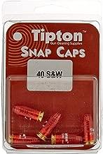 40 cal snap caps