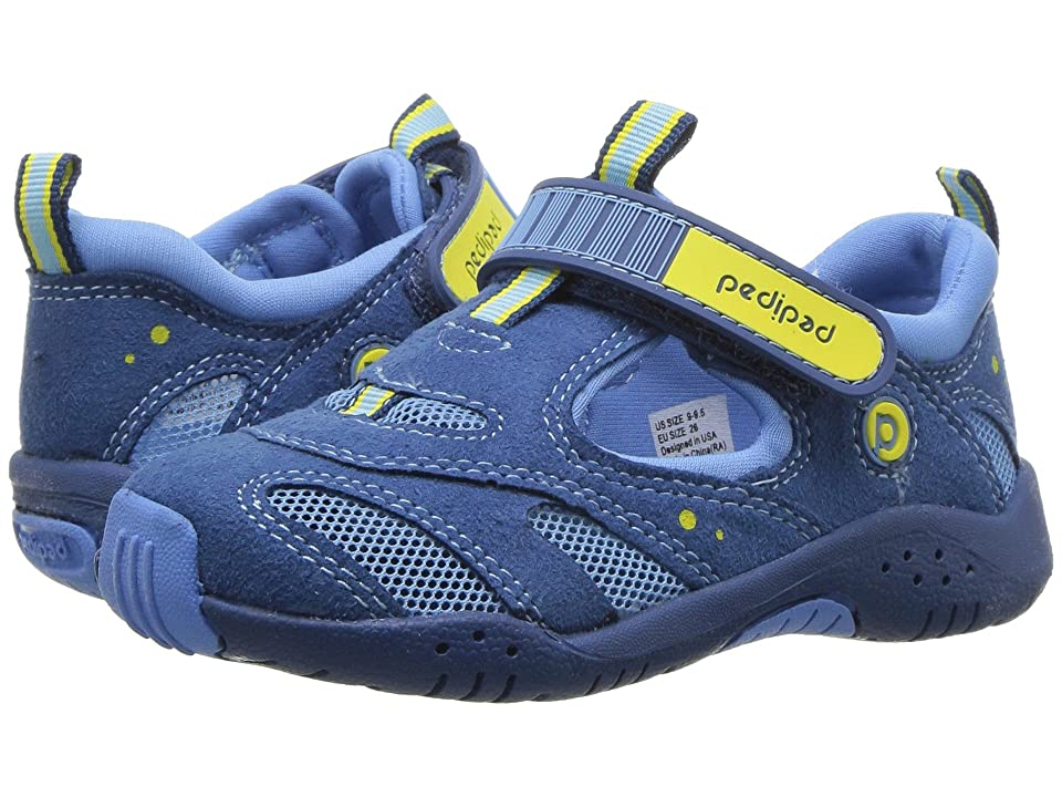 pediped Stingray Flex (Toddler/Little Kid) (Sky) Boys Shoes
