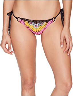 Trina Turk - Ibiza Tie Side Hipster Bottom