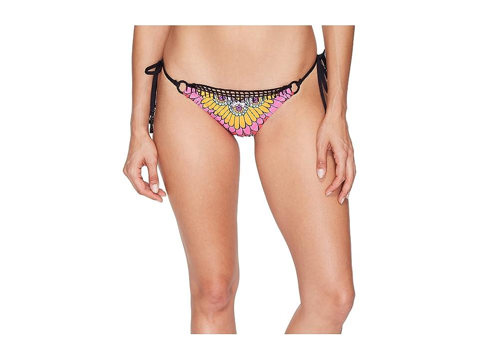 Trina Turk Ibiza Tie Side Hipster Bottom (Multi) Women