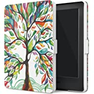 MoKo Case for Kindle E-reader (8th Generation 2016) - The Thinnest and Lightest  Cover with Auto...