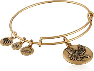 Sacred Dove II Expandable Rafaelian Bangle Bracelet