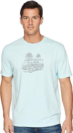 Vintage Screen Print Surfing Van T-Shirt