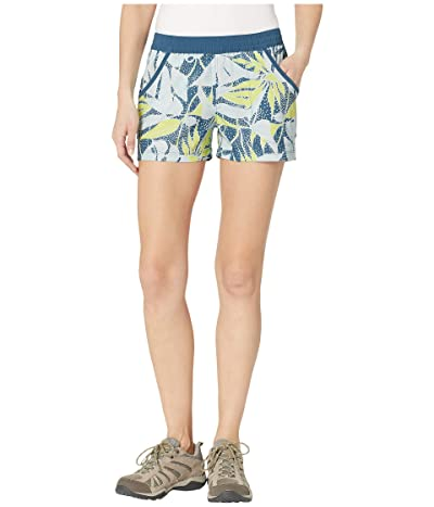 Columbia Tidal Shorts (Impulse Blue/Dotty Palms) Women
