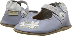 Robeez - Pretty in Blue Soft Sole (Infant/Toddler)