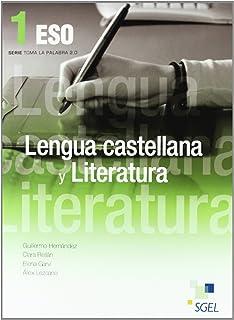 Lengua castellana y Literatura 1º Bachillerato. Libro del alumno: Toma la palabra 2.0 - 9788497786911