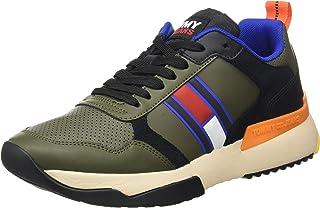 Tommy Jeans Herren Modern Runner TJM Perf Lea Sneaker