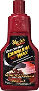 Meguiar´s A2216S Cera Carnauba Liquida, 473ml