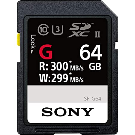 Sony Sf G32 T1 High Performance Sdhc Uhs Ii Class 10 U3 Computers Accessories