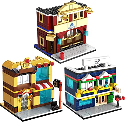 Youchi Plumber Town Building Toy kit Kindergarten Toy Compatible Most Major Brands Building Bricks
