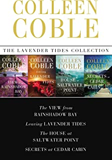 The Lavender Tides Collection: The View from Rainshadow Bay, Leaving Lavender Tides, The House at Saltwater Point, Secrets at Cedar Cabin (A Lavender Tides Novel)