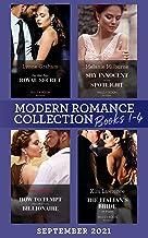 Modern Romance September 2021 Books 1-4: Her Best Kept Royal Secret (Heirs for Royal Brothers) / Shy Innocent in the Spotl...