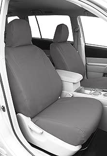 Covercraft Custom-Fit Front Bucket SeatSaver Seat Covers Polycotton Fabric Tan SS1226PCTN