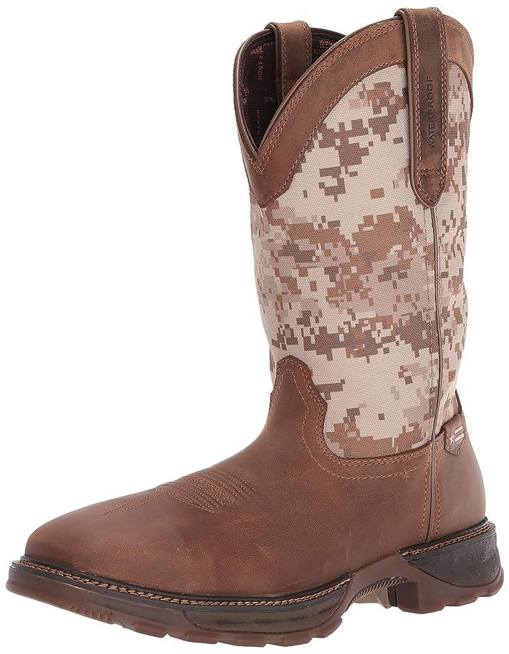 Durango Men's Camo Maverick Xp Waterproof Western Work Boot Steel Toe