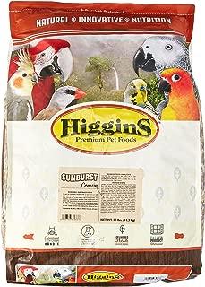 Higgins 466185 Higg Sunburst Food For Conure, 25-Pound