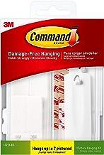 Command Kit para pendurar fotos, branco, uso interno, pendura até 7 imagens (17221-ES)