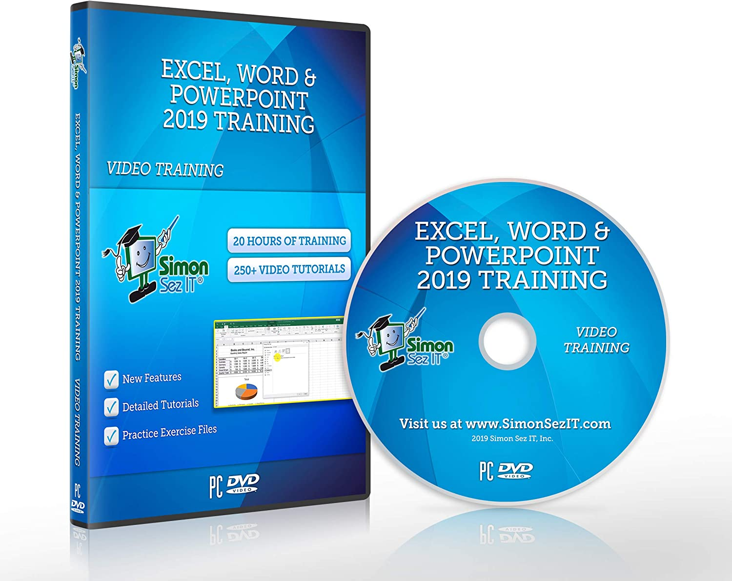 Microsoft Excel Word PowerPoint 2019 Branded Cheap mail order sales goods - O of 20 Hours