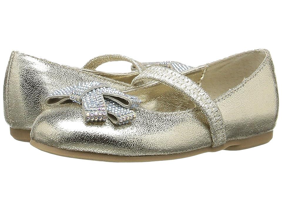 Nina Kids Stazie-T (Toddler/Little Kid) (Platino) Girls Shoes