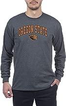 Elite Fan Shop NCAA Men's Long Sleeve Shirt Dark Charcoal Gray