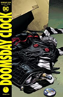 DOOMSDAY CLOCK #2 (OF 12) COVER A Release date 12/27/17