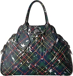 69cb8f29fa Splashes Hunting Tartan. 4. Vivienne Westwood. Derby Large Yasmine.  $391.50MSRP: $870.00. Luxury