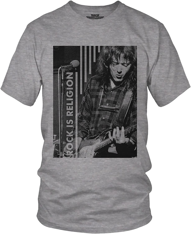 Rory Gallagher Taste Guitar Legend Unisex T-Shirt All Sizes Colours