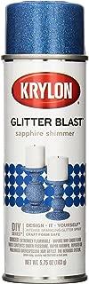 Best navy blue glitter paint Reviews