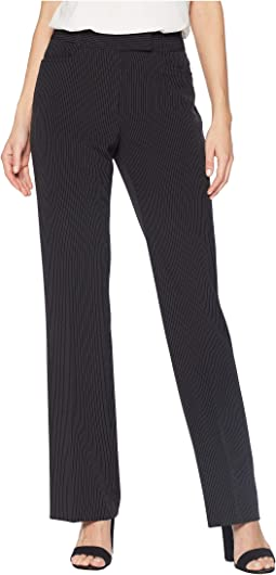 Pinstripe Bi-Stretch Pants