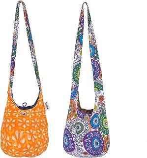 Sunsa - Borsa a tracolla per bambine, piccola borsa per l'asilo, regalo di compleanno