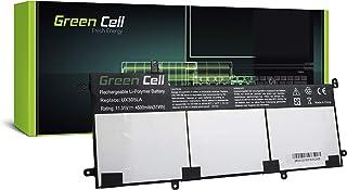 Green Cell® Batería para ASUS Zenbook UX305L UX305LA UX305LA-FB015H UX305LA-FB053T UX305LA-FC007T UX305LA-FC012H UX305LA-FC018T Ordenador (4500mAh)