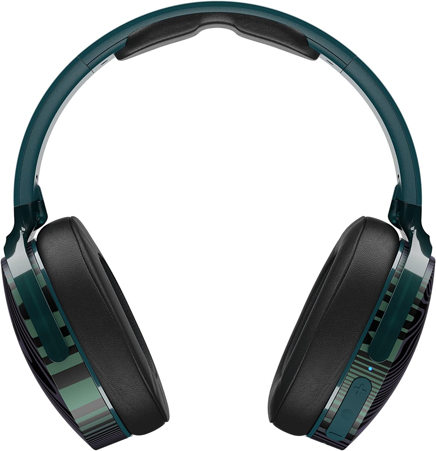 Skullcandy Hesh 3 Wireless Over-Ear Courier shipping free shipping Tropical - Psycho Long Beach Mall Headphone