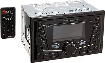 Power Acoustik PL-52B 2-DIN Digital Audio Head Unit with 32GB USB/SD/AUX/Bluetooth