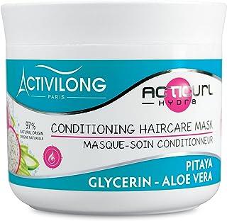 Activilong Acticurl HydraコンディショニングヘアケアマスクDragonfruit Pitayaグリセリンアロエベラ200 ml