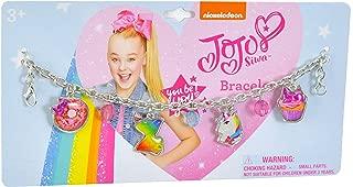 "Karacter Box JoJo Siwa 7"" Bracelet with Metal Charms"