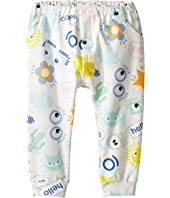Fendi Kids - All Over Eye Print Logo Sweatpants (Infant)