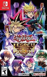 Konami Yu-Gi-Oh! Legacy of the Duelist: Link Evolution - Nintendo Switch