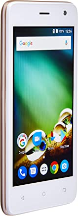 Smartphone Multilaser Ms45 4G 1Gb Dourado Tela 4.5 Pol. Câmera 5 Mp + 8 Mp Quad Core 8Gb Android 7.0 - P9063