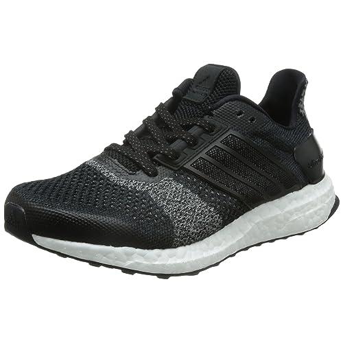 6e9a392e adidas Ultra Boost ST Glow Women's Running Shoes - SS16 Black