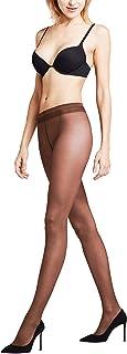 FALKE Strumpfhose Pure Matt 20 Denier Damen schwarz hautfarbe viele weitere Farben verstärkte Feinstrumpfhose ohne Muster transparent reißfest matt und dünn 1 Stück