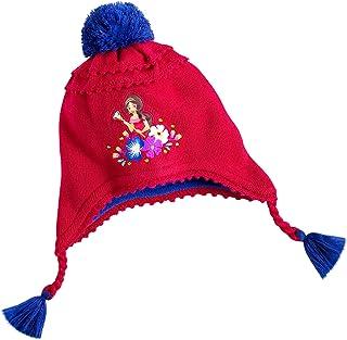 (ディズニー) Disney アバローのプリンセス エレナ ポンポン帽 ニット帽 帽子 子供用 女の子 (頭囲52cm XS/S(3-6歳)) [並行輸入品]