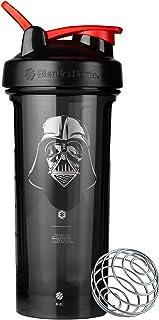 BlenderBottle C04346 Star Wars Pro Series 28-Ounce Shaker Bottle 28-Ounce Darth Vadar Brushed