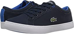 Lacoste Kids - Straightset Lace 417 1 (Little Kid/Big Kid)