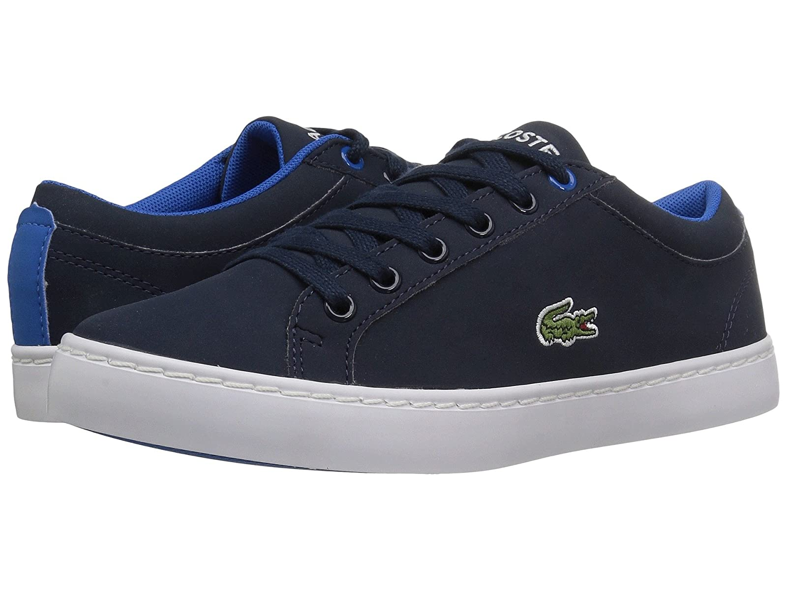 Lacoste Kids Straightset (Little Kid/Big Kid)Cheap and distinctive eye-catching shoes