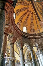 Interior Hagia Sophia Museum in Istanbul Journal: 150 page lined notebook/diary