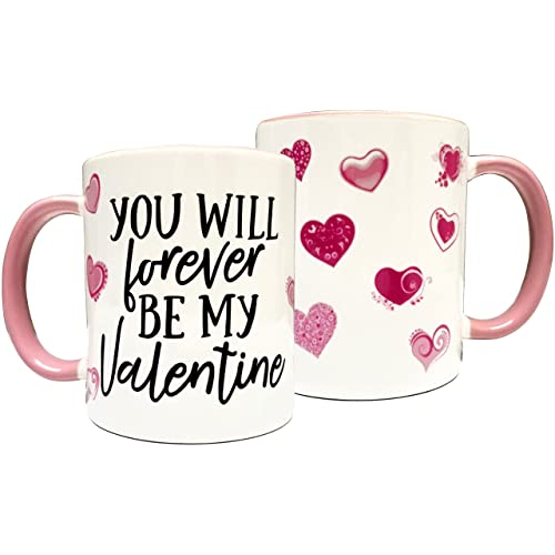 Unique Tea Cups Husband and Wife Gift Valentine/'s Day Idea for Wife Girlfriend