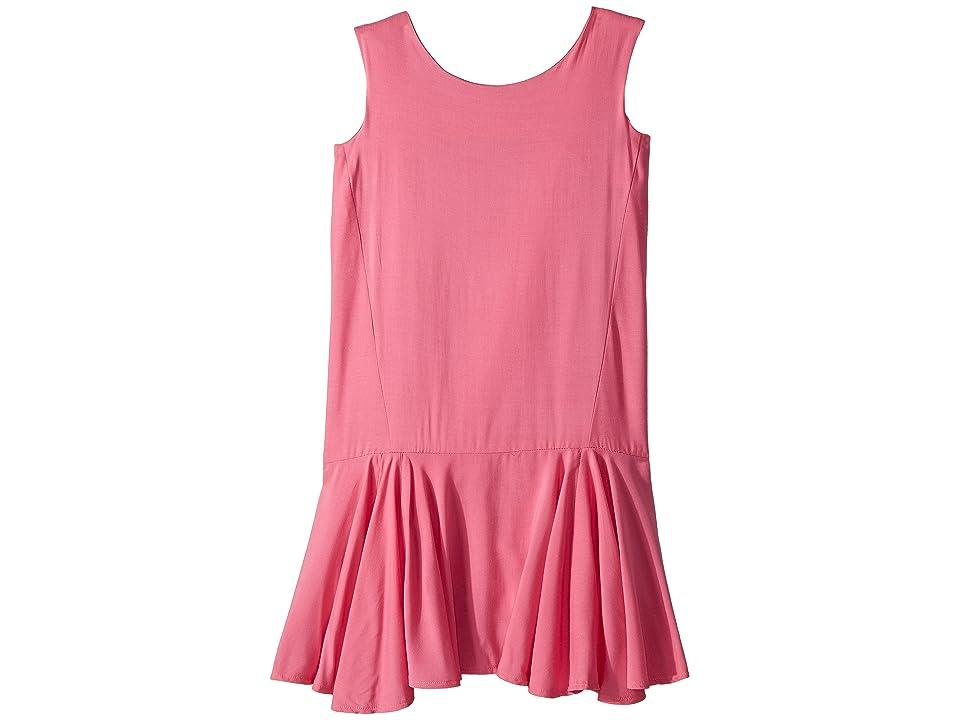 fiveloaves twofish Piano Dropwaist Dress (Big Kids) (Fuchsia) Girl