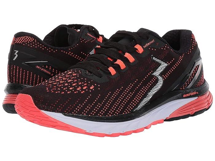 361 Degrees  Strata 3 (Black/Hazard) Womens Shoes