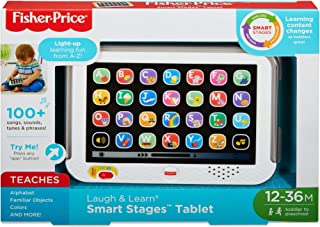 Fisher-Price - Laugh & Learn - Smart Stages Tablet - CDG33 - Mattel